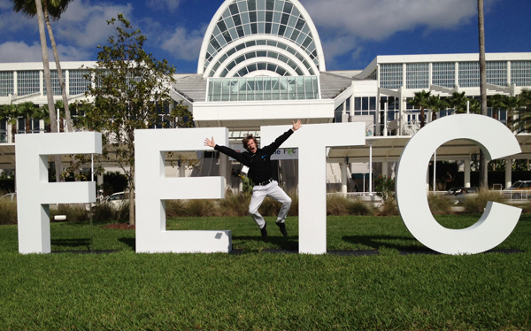 Media-X at FETC 2013