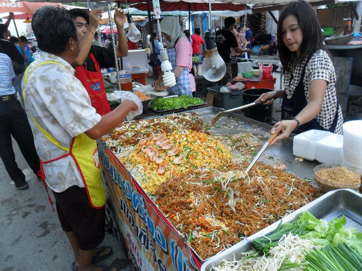 Chiang Mai stall