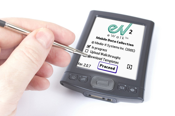 eWalk on Palm