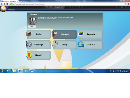 eWalkPLUS web platform provides me with an effective improvement tool