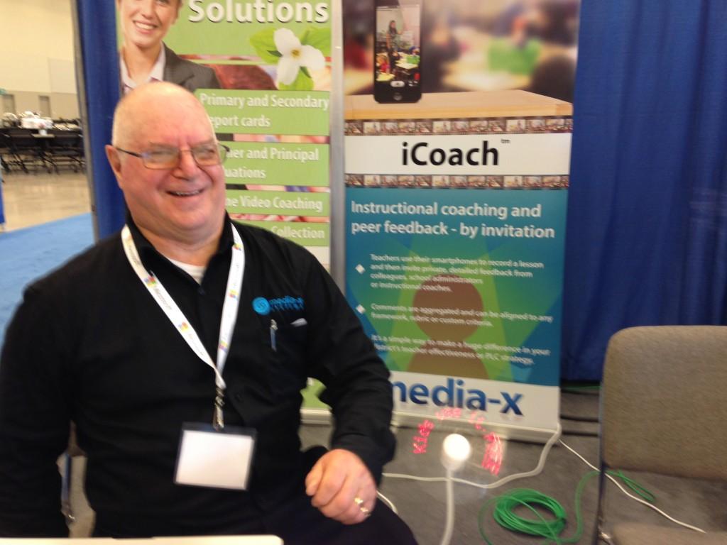 Paul at Connect 2014 in Niagara Falls