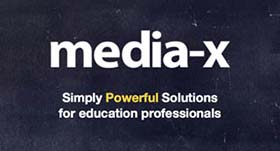 Media-X Simply Powerful Solutions for educational professionals