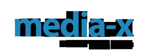media-x new logo