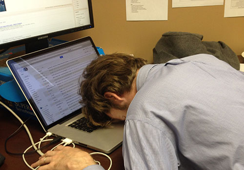 """""""I Don't Sleep Well"""" – Using Data to Help You Approach a Problem"""