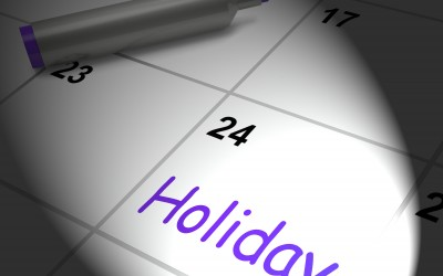 Should You Conduct Classroom Observations the Week Before a Holiday? ABSOLUTELY.