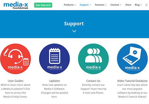 Media-X Site 2